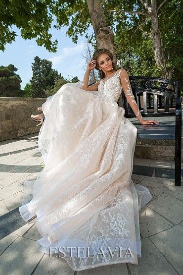 Свадебное платье «ABBEY» фото