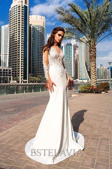 Свадебное платье «Шарлиз» фото