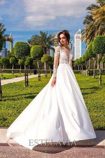 Свадебное платье «Диана» фото