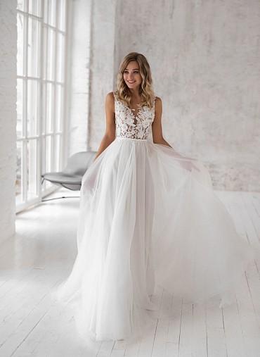 Свадебное платье «Бриана» фото