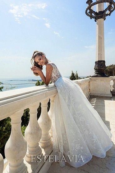 Свадебное платье «ROOSMARIJN» фото