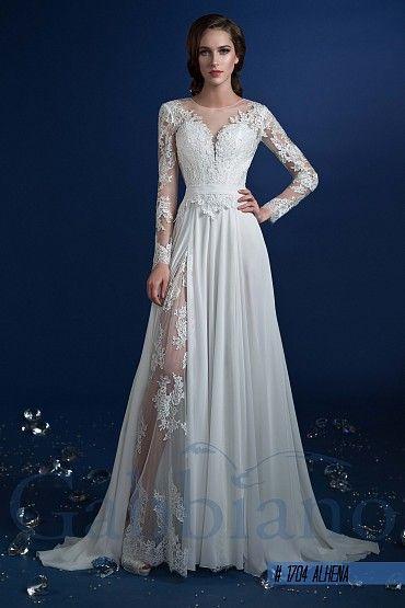 Свадебное платье «Альхена» фото