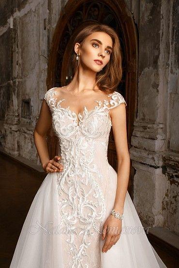 Свадебное платье «АЛЕКСАНДРИ» фото