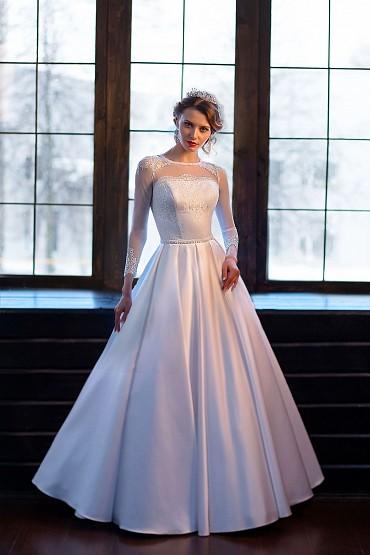 Свадебное платье «Делайла» фото