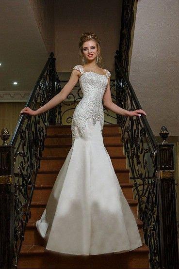 Свадебное платье «Александрина» фото