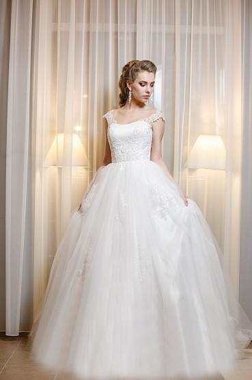 Свадебное платье «Божена» фото