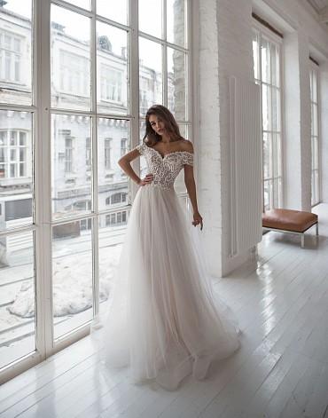Свадебное платье «Милли» фото