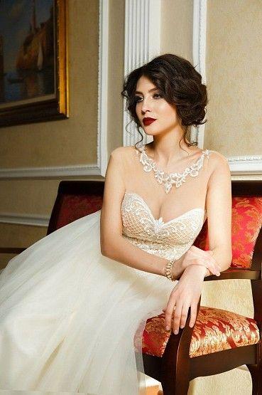 Свадебное платье «Илиана» фото
