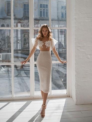 Свадебное платье «Теа» фото