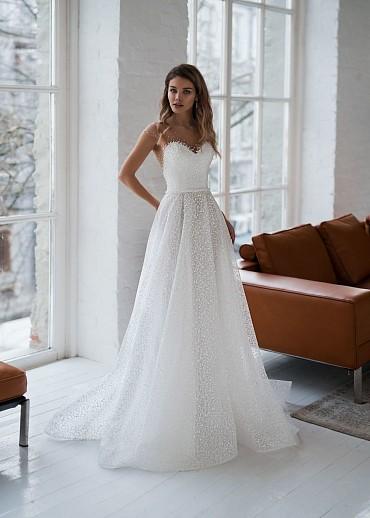 Свадебное платье «Филис» фото