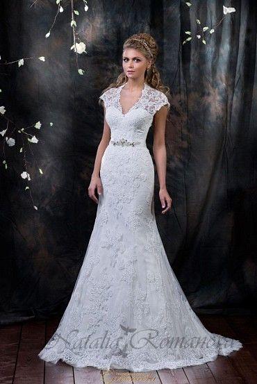 Свадебное платье «Нивель» фото