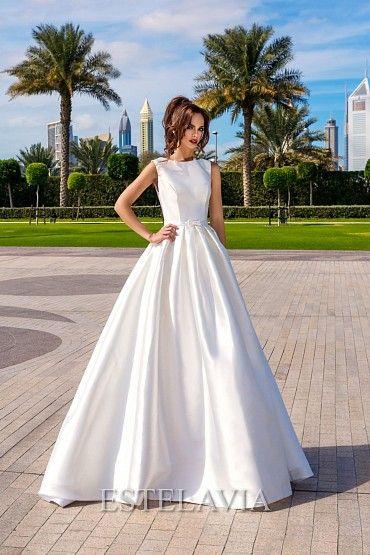 Свадебное платье «Сальма» фото