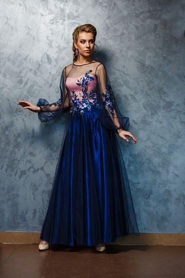 Вечернее платье «Веронелла» фото