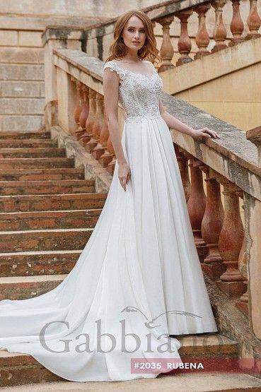 Свадебное платье «Рубэна» фото