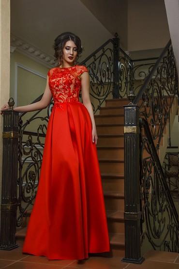 Вечернее платье «Феличи» фото