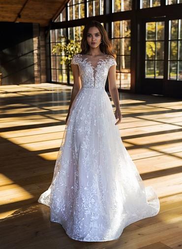 Свадебное платье «Алиша» фото
