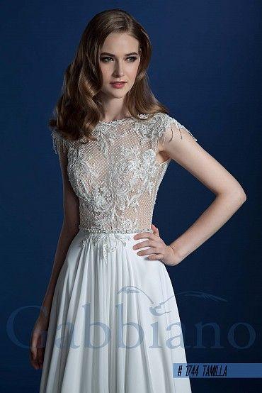 Свадебное платье «Тамила» фото