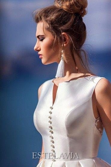 Свадебное платье «Джанет» фото
