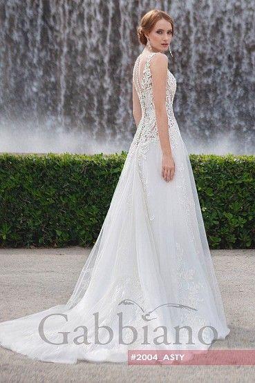 Свадебное платье «Асти» фото