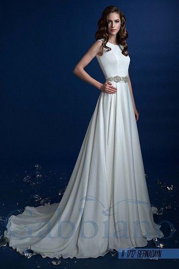 Свадебное платье «Бернадайн» фото