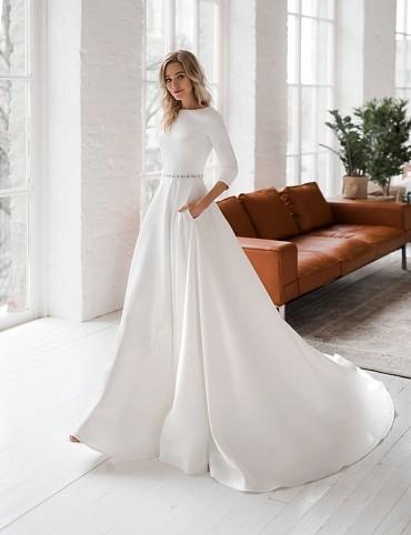 Свадебное платье «Брук» фото