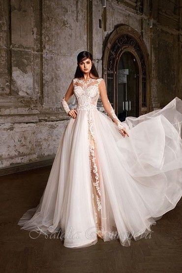 Свадебное платье «БЕАТРИЧЕ» фото