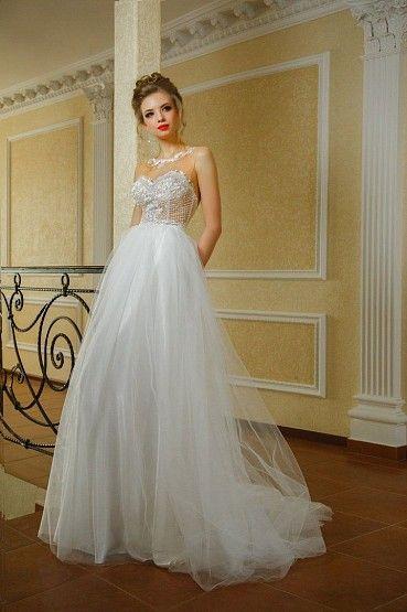 Свадебное платье «Космея» фото