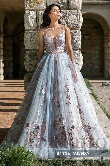 Свадебное платье «Mileda» фото