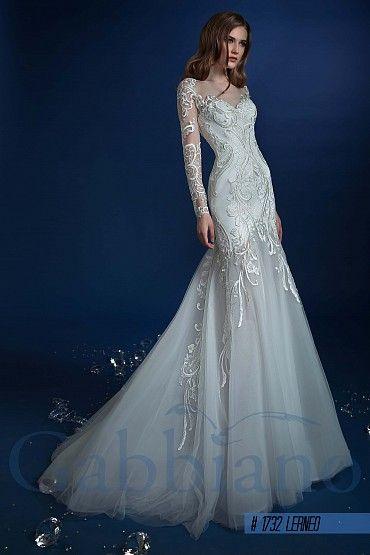 Свадебное платье «Лернео» фото