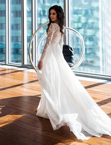 Свадебное платье «ЯСМИНА» фото