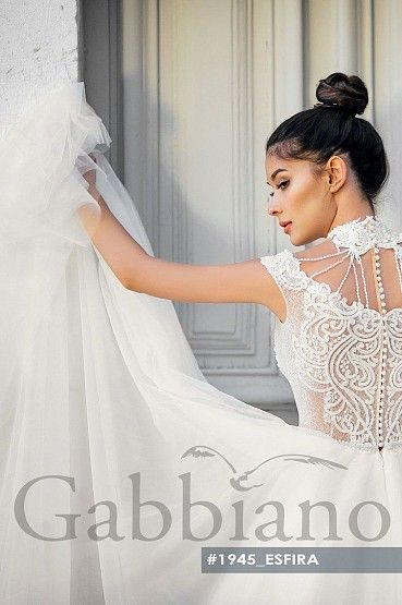 Свадебное платье «Esfira» фото