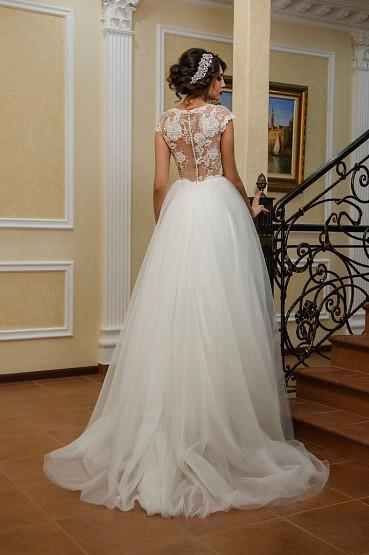 Свадебное платье «Нателла» фото