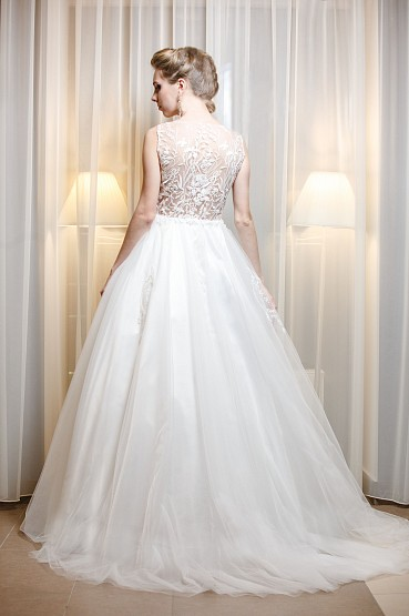 Свадебное платье «Ирис» фото