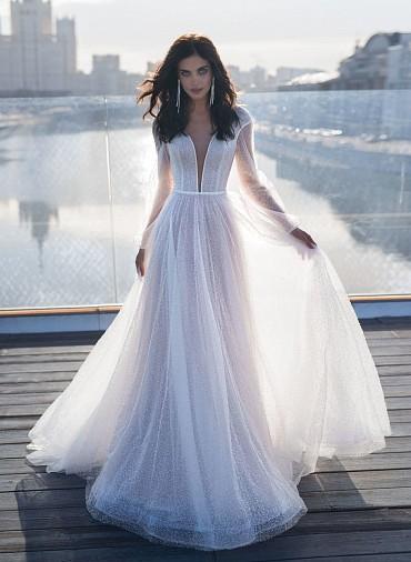 Свадебное платье «Монэ» фото