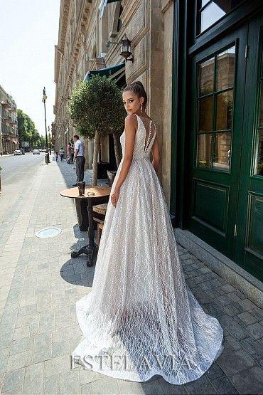 Свадебное платье «KAREN» фото