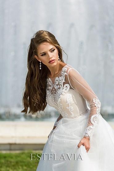 Свадебное платье «GRACE» фото