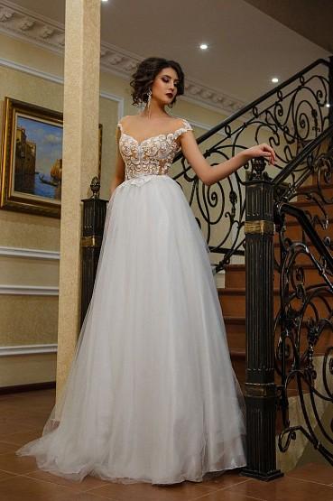 Свадебное платье «Тенни» фото