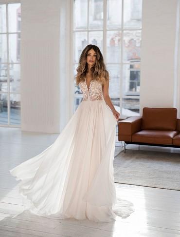 Свадебное платье «Виардо» фото