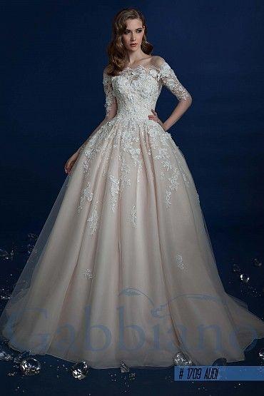 Свадебное платье «Ауди» фото