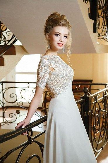 Свадебное платье «Ливия» фото