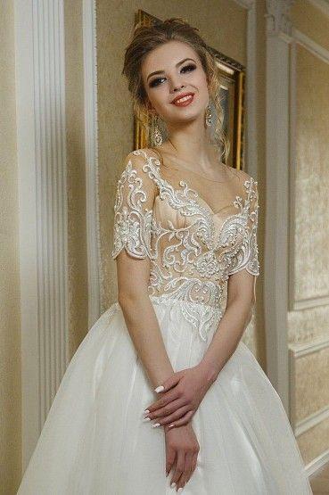 Свадебное платье «Анатолия» фото