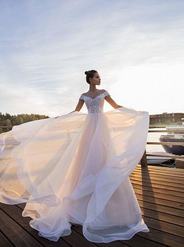 Свадебное платье «Лилье» фото