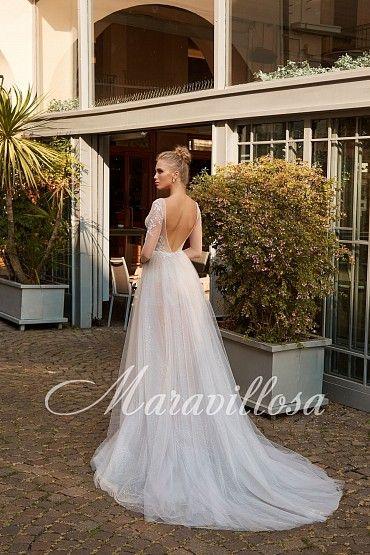 Свадебное платье «Dimetra» фото