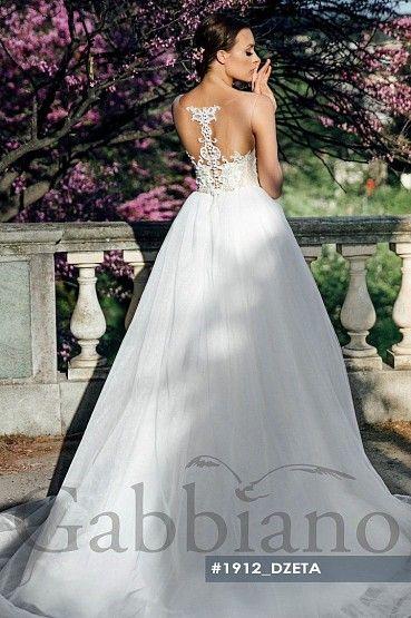 Свадебное платье «Dzeta» фото
