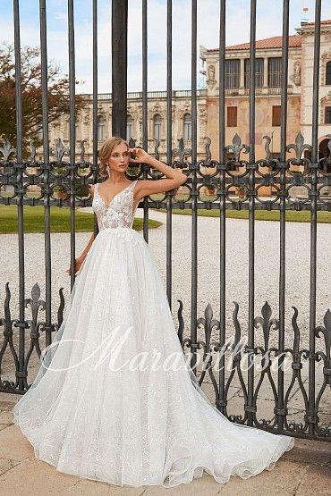 Свадебное платье «Damian» фото