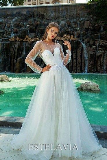 Свадебное платье «INES» фото
