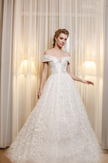 Свадебное платье «Кристель» фото