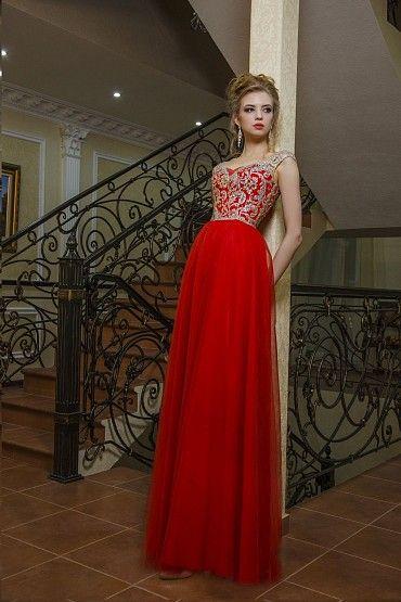 Вечернее платье «Мадина» фото