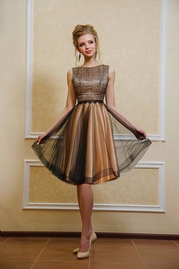 Вечернее платье «Инфинити» фото