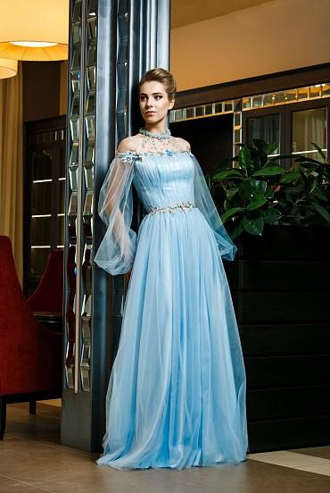 Вечернее платье «Неонилла» фото